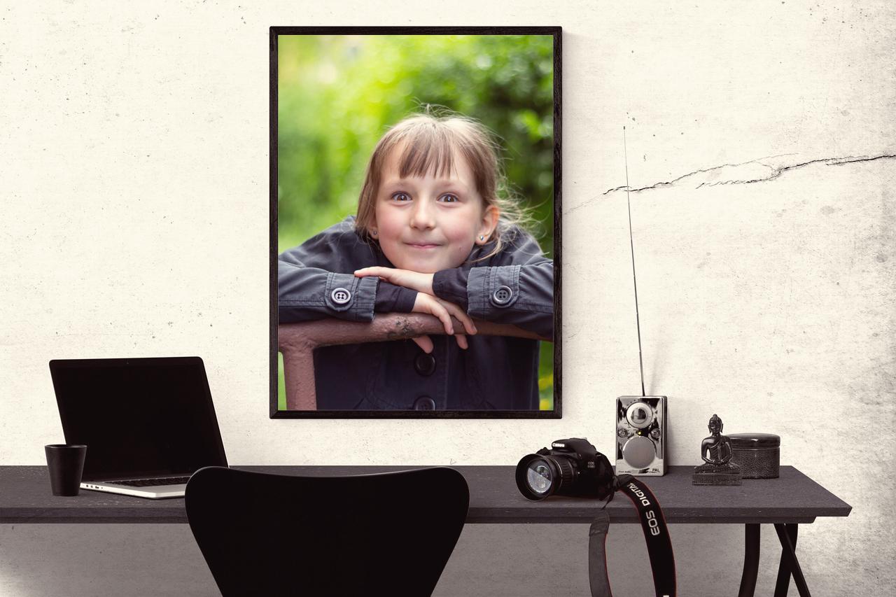 Druk plakatów i zdjęć